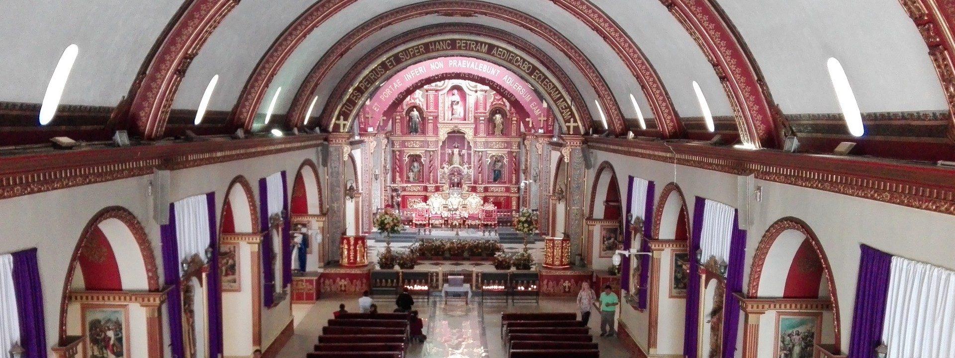Parroquia San Pedro Apostol, Soloma, Huehuetenango
